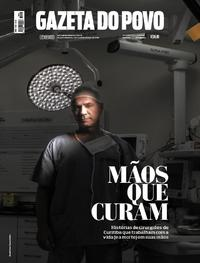 Capa Gazeta do Povo 2018-03-17