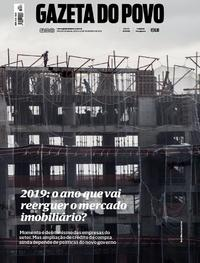 Capa Gazeta do Povo 2019-02-16