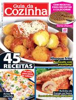 Capa da revista Guia da Cozinha 02/12/2016