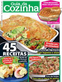 Capa da revista Guia da Cozinha 04/05/2017