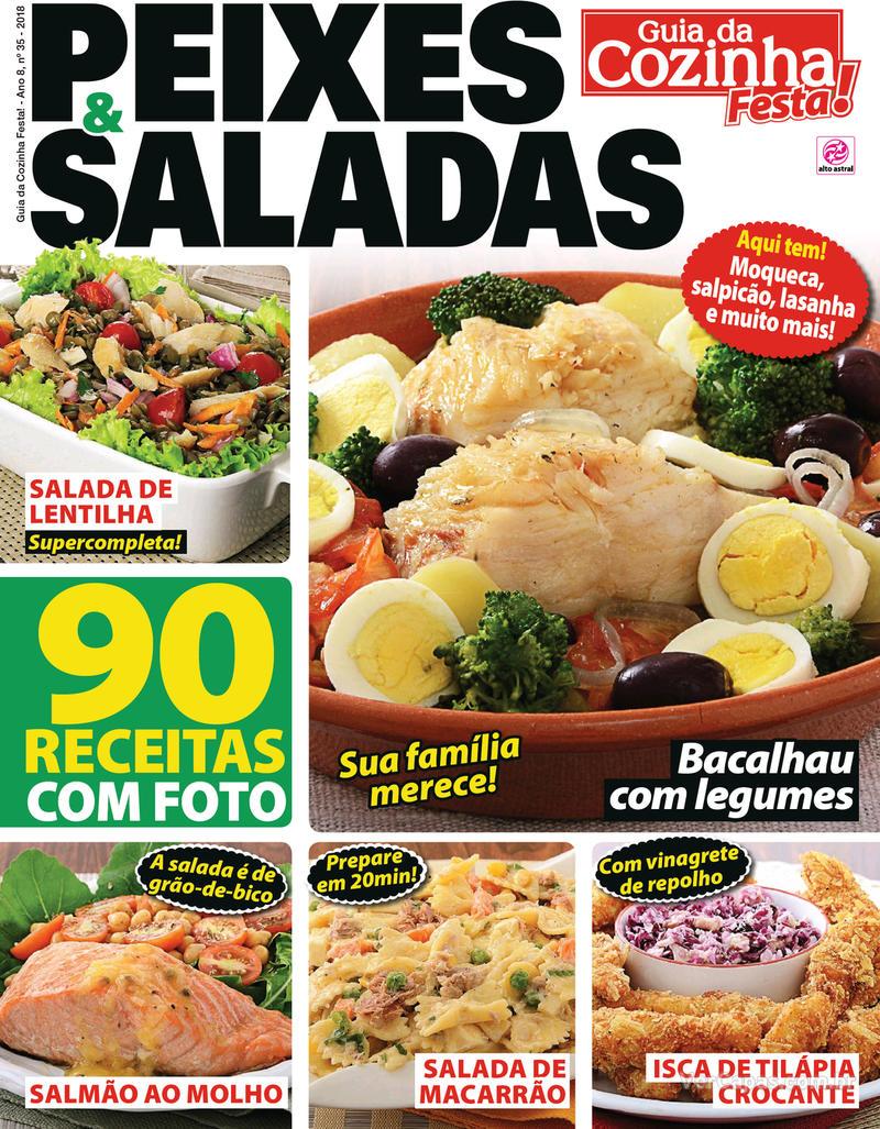 Capa da revista Guia da Cozinha 04/09/2018