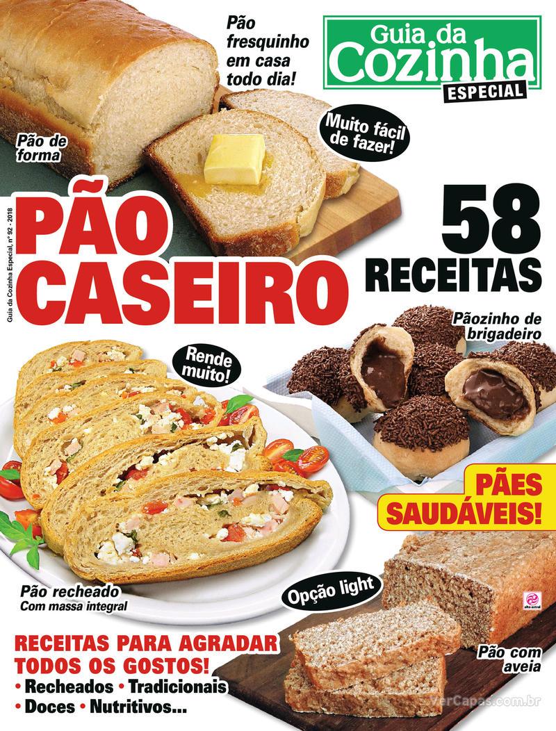 Capa da revista Guia da Cozinha 04/07/2019