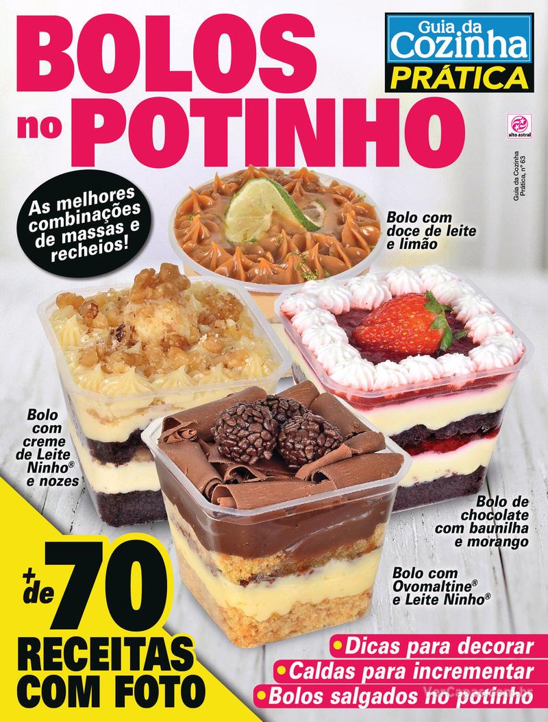 Capa da revista Guia da Cozinha 04/05/2020