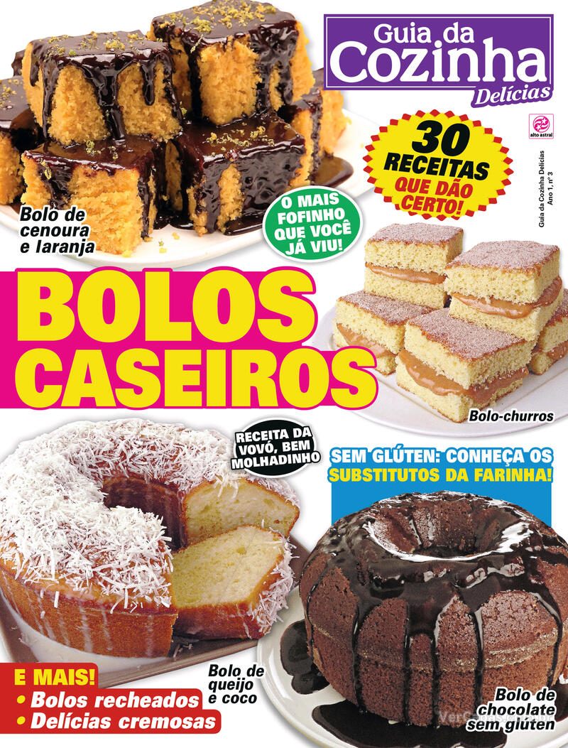 Capa da revista Guia da Cozinha 08/09/2020