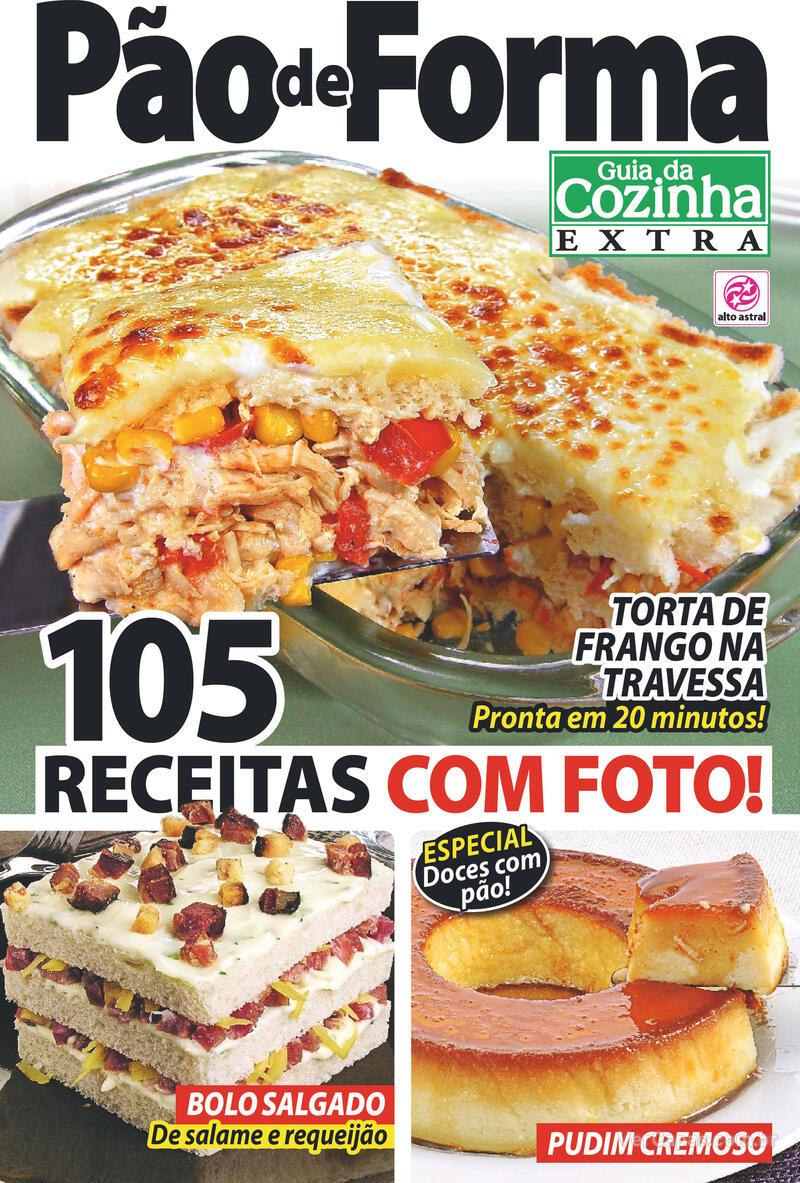 Capa da revista Guia da Cozinha 04/01/2021
