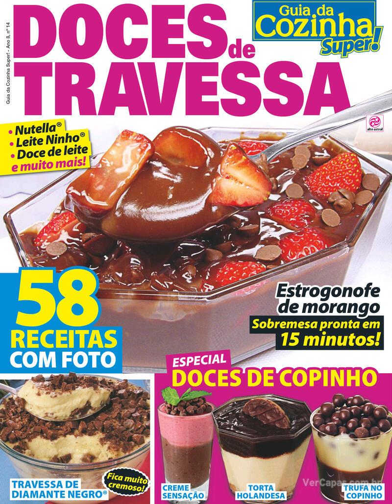 Capa da revista Guia da Cozinha 04/06/2021
