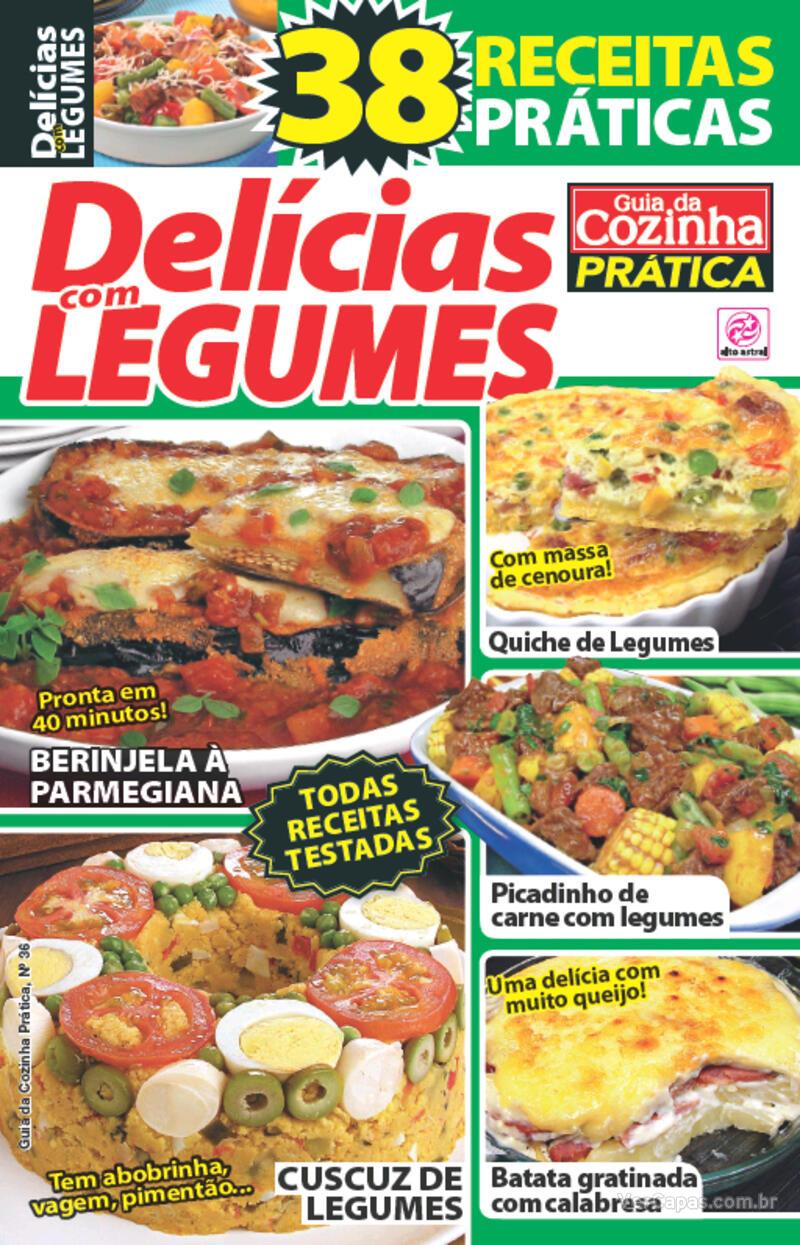 Capa da revista Guia da Cozinha 04/09/2021