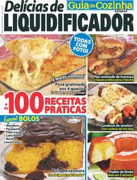 Capa da revista Guia da Cozinha 04/02/2021