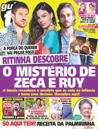 Capa da revista Guia da Tevê 02/08/2017
