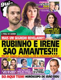 Capa da revista Guia da Tevê 05/07/2017