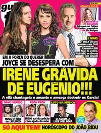 Capa da revista Guia da Tevê 09/08/2017