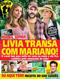 Capa da revista Guia da Tevê 13/12/2017