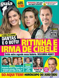 Capa da revista Guia da Tevê 14/06/2017