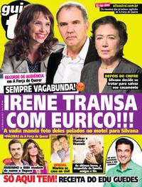Capa da revista Guia da Tevê 20/09/2017