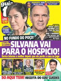 Capa da revista Guia da Tevê 21/06/2017