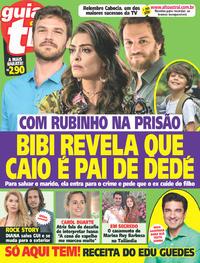 Capa da revista Guia da Tevê 24/05/2017