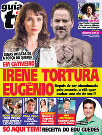 Capa da revista Guia da Tevê 26/07/2017