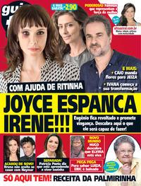 Capa da revista Guia da Tevê 28/06/2017
