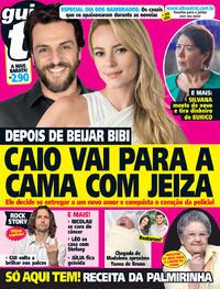 Capa da revista Guia da Tevê 31/05/2017