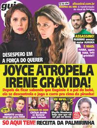 Capa da revista Guia da Tevê 30/08/2017