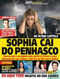 Capa da revista Guia da Tevê 25/04/2018