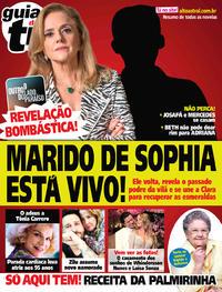 Capa da revista Guia da Tevê 07/03/2018