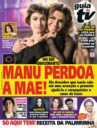Capa da revista Guia da Tevê 06/06/2018