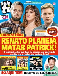 Capa da revista Guia da Tevê 10/01/2018