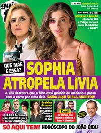 Capa da revista Guia da Tevê 14/03/2018