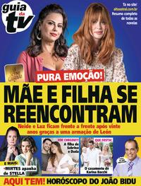 Capa da revista Guia da Tevê 12/12/2018