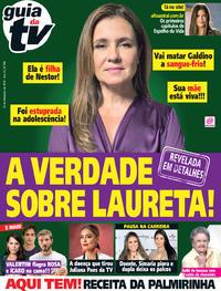 Capa da revista Guia da Tevê 19/09/2018