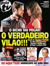 Capa da revista Guia da Tevê 21/02/2018