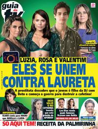 Capa da revista Guia da Tevê 27/06/2018