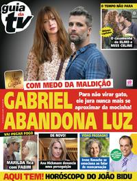 Capa da revista Guia da Tevê 26/12/2018