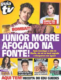 Capa da revista Guia da Tevê 27/02/2019