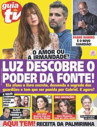 Capa da revista Guia da Tevê 30/01/2019
