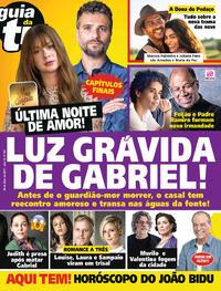Capa da revista Guia da Tevê 03/05/2019
