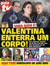Capa da revista Guia da Tevê 12/04/2019