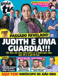 Capa da revista Guia da Tevê 16/01/2019