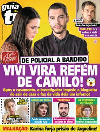 Capa da revista Guia da Tevê 06/09/2019