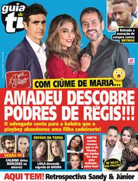 Capa da revista Guia da Tevê 07/06/2019