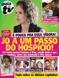 Capa da revista Guia da Tevê 13/09/2019