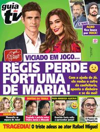 Capa da revista Guia da Tevê 14/06/2019