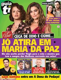 Capa da revista Guia da Tevê 19/07/2019