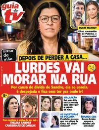 Capa da revista Guia da Tevê 20/12/2019