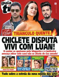 Capa da revista Guia da Tevê 26/07/2019
