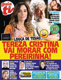 Capa da revista Guia da Tevê 05/06/2020