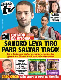 Capa da revista Guia da Tevê 07/02/2020