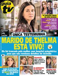 Capa da revista Guia da Tevê 17/01/2020