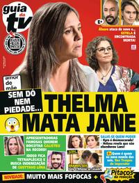 Capa da revista Guia da Tevê 20/03/2020